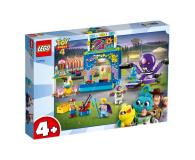 LEGO Toy Story 4 Karnawałowe szaleństwo Chudego i Buzza - 493458 - zdjęcie 1
