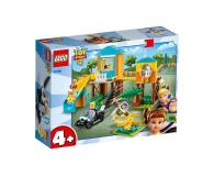 LEGO Toy Story 4 Przygoda Buzza i Bou na placu zabaw - 493454 - zdjęcie 1