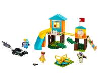 LEGO Toy Story 4 Przygoda Buzza i Bou na placu zabaw - 493454 - zdjęcie 2
