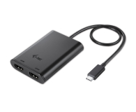 i-tec Adapter USB-C - 2x HDMI (Thunderbolt 3)