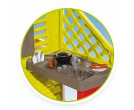 Smoby Domek Nature z kuchnią powłoka UV  - 489791 - zdjęcie 4
