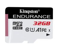 Kingston 32GB High Endurance 95/30 MB/s (odczyt/zapis) - 489769 - zdjęcie 1