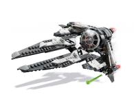 LEGO Star Wars TIE Interceptor Czarny As - 490083 - zdjęcie 2