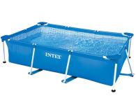 INTEX Basen Stelażowy Ogrodowy 260x160x65 cm - 477339 - zdjęcie 1