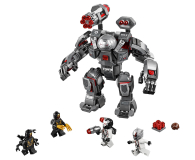 LEGO Marvel Super Heroes Pogromca War Machine - 490102 - zdjęcie 2