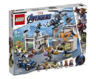 LEGO Marvel Super Heroes Bitwa w kwaterze Avengersów - 490109 - zdjęcie 1