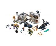 LEGO Marvel Super Heroes Bitwa w kwaterze Avengersów - 490109 - zdjęcie 2