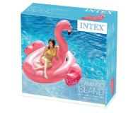 INTEX Dmuchany Mega Flaming do pływania - 477338 - zdjęcie 4