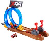 Mattel Cars XRS Wyzwanie Szalone Kraksy - 490104 - zdjęcie 1