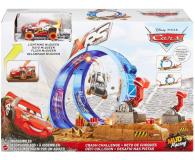 Mattel Cars XRS Wyzwanie Szalone Kraksy - 490104 - zdjęcie 2