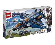 LEGO Marvel Super Heroes Wspaniały Quinjet Avengersów - 490110 - zdjęcie 1