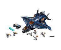 LEGO Marvel Super Heroes Wspaniały Quinjet Avengersów - 490110 - zdjęcie 2
