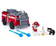 Spin Master Psi Patrol Transformujący wóz strażacki Marshall  - 495942 - zdjęcie 1