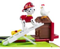 Spin Master Psi Patrol Transformujący wóz strażacki Marshall  - 495942 - zdjęcie 4
