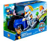 Spin Master Psi Patrol Transformujący radiowóz Chase - 495939 - zdjęcie 4