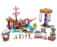 LEGO Friends Piracka przygoda w Heartlake - 496130 - zdjęcie 2