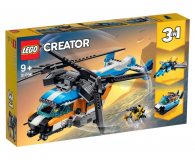 LEGO Creator Śmigłowiec dwuwirnikowy - 496105 - zdjęcie 1
