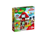 LEGO DUPLO Domek wakacyjny Mikiego - 496088 - zdjęcie 1