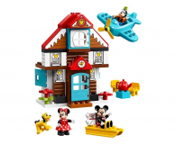 LEGO DUPLO Domek wakacyjny Mikiego - 496088 - zdjęcie 2