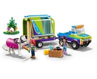 LEGO Friends Przyczepa dla konia Mii - 496123 - zdjęcie 3