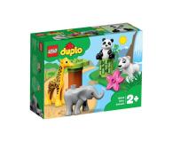 LEGO DUPLO Małe Zwierzątka - 496093 - zdjęcie 1