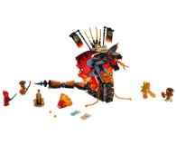 LEGO Ninjago Ognisty kieł - 496198 - zdjęcie 2
