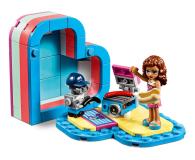 LEGO  Friends Pudełko przyjaźni Olivii - 496160 - zdjęcie 3