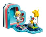 LEGO  Friends Pudełko przyjaźni Stephanie - 496158 - zdjęcie 3