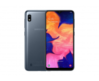 Samsung Galaxy A10 black - 496055 - zdjęcie 1