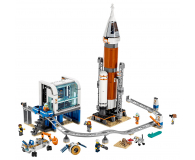 LEGO  City Centrum lotów kosmicznych - 496173 - zdjęcie 2