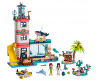 LEGO  Friends Centrum ratunkowe w latarni morskiej - 496142 - zdjęcie 2