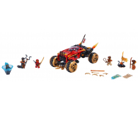 LEGO Ninjago Katana 4x4 - 496199 - zdjęcie 2