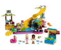 LEGO Friends Impreza Andrei na basenie  - 496128 - zdjęcie 2
