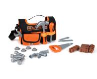 Smoby Black&Decker Torba z narzędziami - 496572 - zdjęcie 1