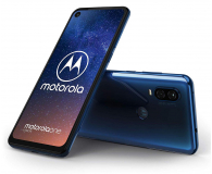 Motorola One Vision 4/128GB Dual SIM niebieski + etui - 496794 - zdjęcie 5