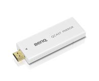 BenQ Bezprzewodowy transmiter QCAST QP20 biały - 499119 - zdjęcie 1