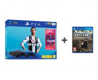 Sony Playstation 4 Slim 1TB + FIFA 19 + Pad + Days Gone - 495069 - zdjęcie 1