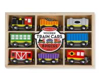 Melissa & Doug Zestaw wagoników Train Cars - 500648 - zdjęcie 1