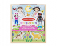 Melissa & Doug Puzzle magnetyczne Przyjaciele - 500716 - zdjęcie 1