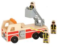 Melissa & Doug Fire Engine Straż pożarna - 500733 - zdjęcie 1