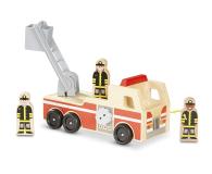 Melissa & Doug Fire Engine Straż pożarna - 500733 - zdjęcie 2