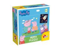 Lisciani Giochi Świnka Peppa puzzle - 502093 - zdjęcie 1