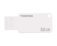 Toshiba 32GB U303 biały USB 3.0 OEM - 502844 - zdjęcie 1