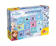 Lisciani Giochi Frozen Activity mata puzzle - 502152 - zdjęcie 1