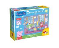 Lisciani Giochi Świnka Peppa Puzzle Gigant - 502163 - zdjęcie 1