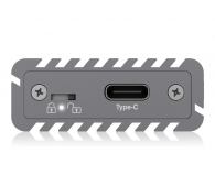 ICY BOX Obudowa do dysku M.2 NVMe (USB-C, M-Key) - 499605 - zdjęcie 5