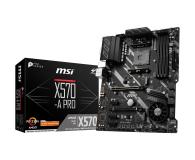 MSI X570-A PRO - 500400 - zdjęcie 1