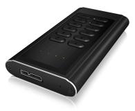 ICY BOX Obudowa do dysku M.2 SATA (USB 3.0, szyfrowana) - 499593 - zdjęcie 2