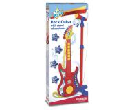 Bontempi Gitara rockowa z mikrofonem - 502313 - zdjęcie 2