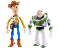 Mattel Disney Toy Story 4 Mówiący Buzz i Chudy - 503583 - zdjęcie 1